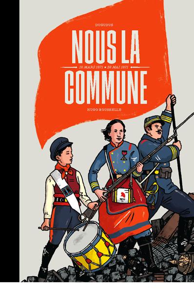 Dugudus / Rousselle - Nous la commune !